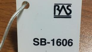 Beyaz (Işık Geçirmeyen) SB-1606 Akpolimer 60142