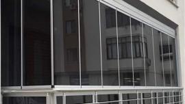 Cam Balkon Alüminyum Profilleri