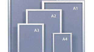 A3 Alüminyum Açılır Çerçeve