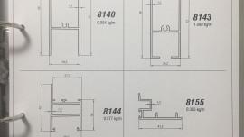 Fotoselli Alüminyum Kapı Profilleri