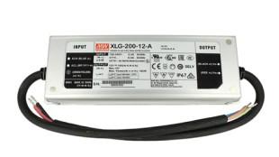 Dış Mekan Meanwell XLG Serisi 200W 16,5A Adaptör