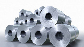 0.40mm Kalınlığında 1000mm Eninde Gofrajlı Alüminyum Rulo