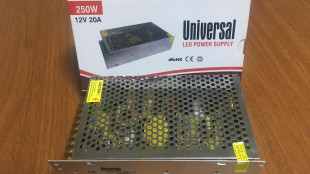 İç Mekan Universal 250W 20A Adaptör