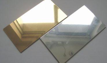 Aynalı Alüminyum Levha